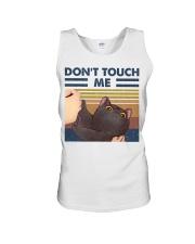 Don't Touch Me Unisex Tank thumbnail