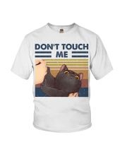 Don't Touch Me Youth T-Shirt thumbnail