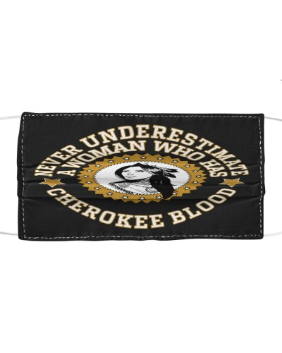 Cherokee Blood
