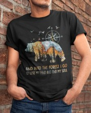 And Into The Forest Classic T-Shirt apparel-classic-tshirt-lifestyle-26