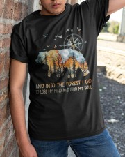 And Into The Forest Classic T-Shirt apparel-classic-tshirt-lifestyle-27