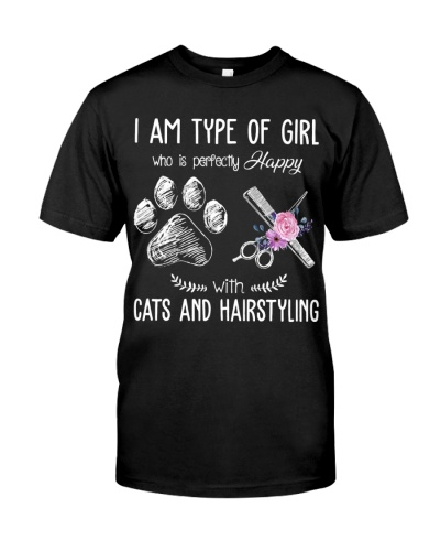 Cats And Hairstyling