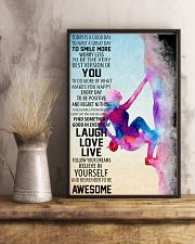 Laugh Love Live 11x17 Poster lifestyle-poster-3