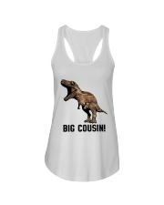 Big Cousin Ladies Flowy Tank thumbnail