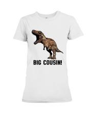 Big Cousin Premium Fit Ladies Tee thumbnail