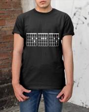 Dad Guitar Classic T-Shirt apparel-classic-tshirt-lifestyle-31