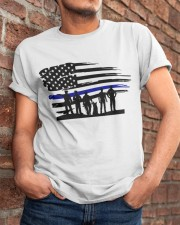 Love Police Classic T-Shirt apparel-classic-tshirt-lifestyle-26