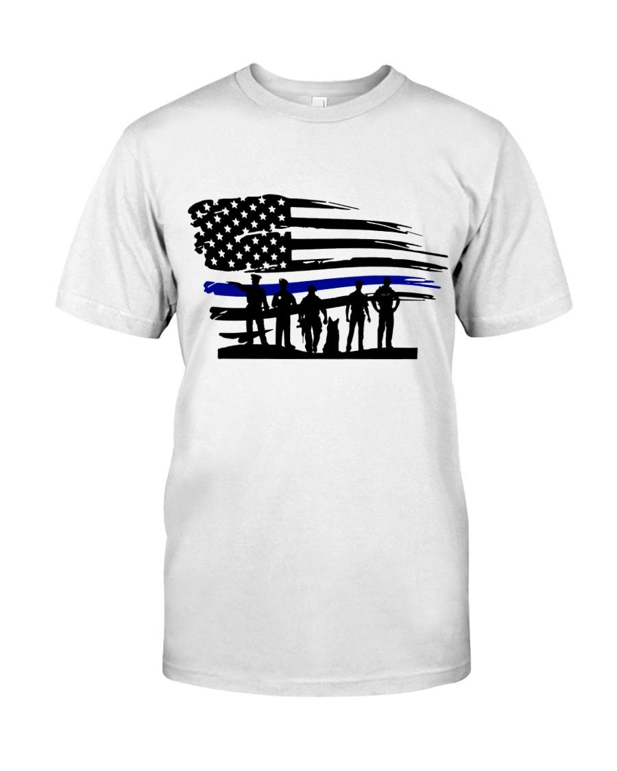 Love Police Classic T-Shirt