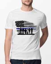 Love Police Classic T-Shirt lifestyle-mens-crewneck-front-13