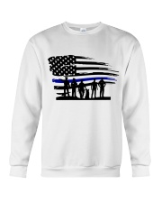 Love Police Crewneck Sweatshirt thumbnail