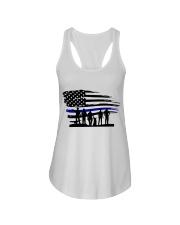 Love Police Ladies Flowy Tank thumbnail