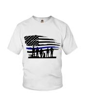 Love Police Youth T-Shirt thumbnail