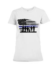 Love Police Premium Fit Ladies Tee thumbnail