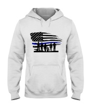Love Police Hooded Sweatshirt thumbnail