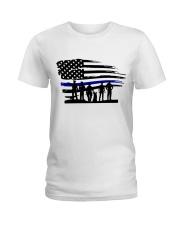 Love Police Ladies T-Shirt thumbnail