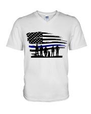 Love Police V-Neck T-Shirt thumbnail