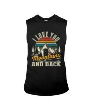 Love You To The Mountains Sleeveless Tee thumbnail