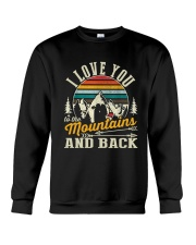 Love You To The Mountains Crewneck Sweatshirt thumbnail