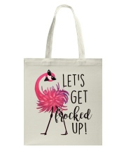 Lets Get Frocked Up Tote Bag thumbnail