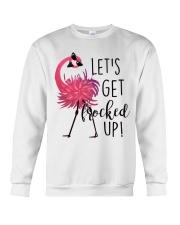 Lets Get Frocked Up Crewneck Sweatshirt thumbnail