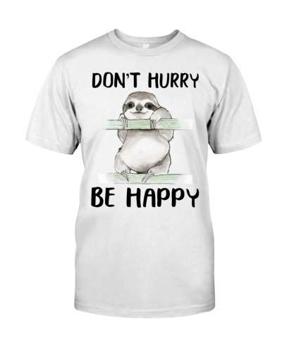 Dont Hurry Be Happy