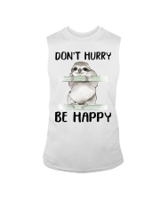 Dont Hurry Be Happy Sleeveless Tee tile