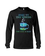 Come To The Woods Long Sleeve Tee thumbnail