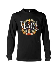 Teach Peace Long Sleeve Tee thumbnail