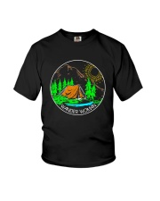 Wander Woman Youth T-Shirt tile