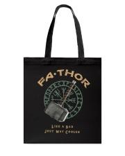 Fathor Like A Dad Tote Bag thumbnail