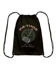 Fathor Like A Dad Drawstring Bag thumbnail