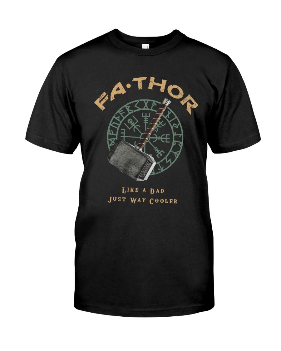 Fathor Like A Dad Classic T-Shirt