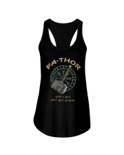Fathor Like A Dad Ladies Flowy Tank thumbnail