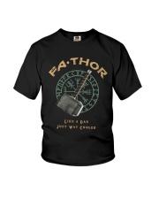 Fathor Like A Dad Youth T-Shirt thumbnail