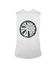 Of All The Paths You Take In Life Sleeveless Tee thumbnail