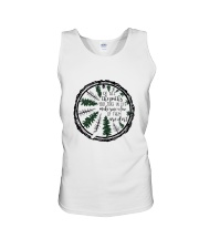 Of All The Paths You Take In Life Unisex Tank thumbnail