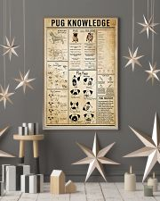 Pug Knowledge 11x17 Poster lifestyle-holiday-poster-1