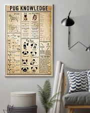 Pug Knowledge 11x17 Poster lifestyle-poster-1