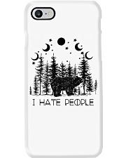 I Hate People Phone Case thumbnail
