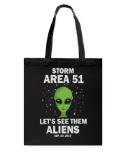 Storm Area 51 Tote Bag thumbnail