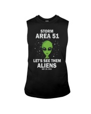 Storm Area 51 Sleeveless Tee thumbnail