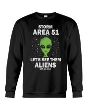 Storm Area 51 Crewneck Sweatshirt thumbnail