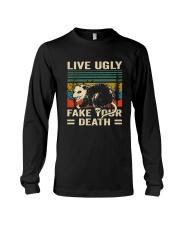 Live Ugly Fake Your Long Sleeve Tee thumbnail