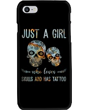 Skulls And Has Tattoos Phone Case thumbnail