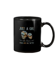 Skulls And Has Tattoos Mug thumbnail