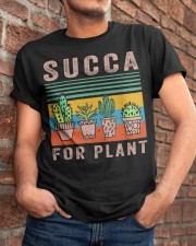 Succa For Plant Classic T-Shirt apparel-classic-tshirt-lifestyle-26