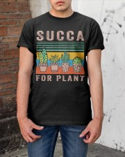Succa For Plant Classic T-Shirt apparel-classic-tshirt-lifestyle-31