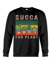 Succa For Plant Crewneck Sweatshirt thumbnail