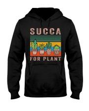 Succa For Plant Hooded Sweatshirt thumbnail