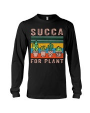 Succa For Plant Long Sleeve Tee thumbnail